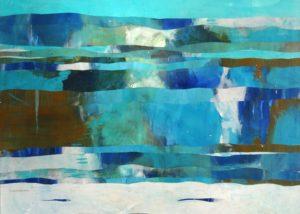 Synfonie in Blau